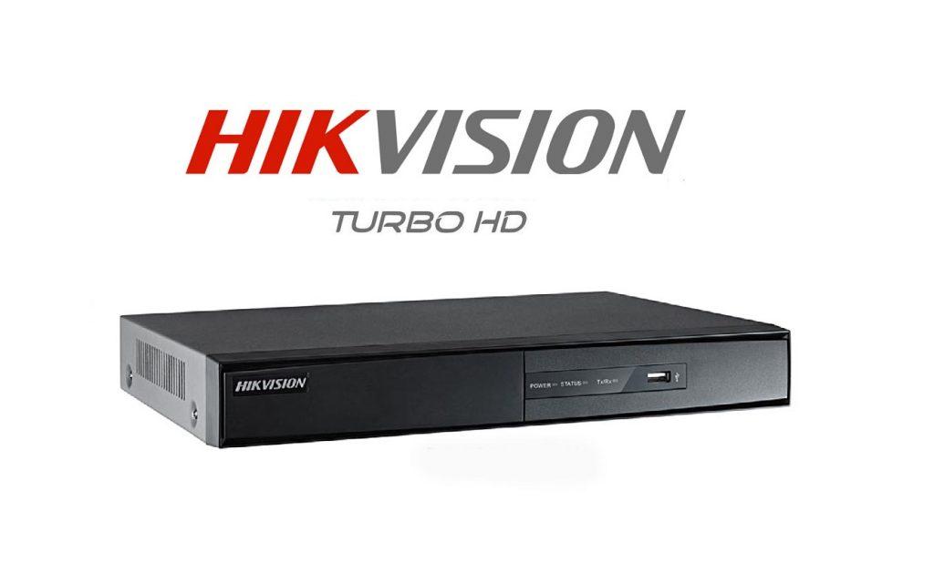 מערכות הקלטה HIKVISION