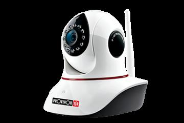 מצלמות אבטחה אלחוטיות provision