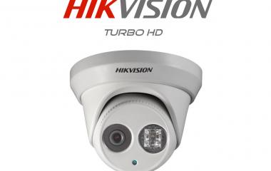 מצלמות אבטחה HIKVISION HDTVI